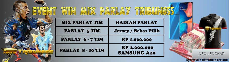 Event win mix parlay bola