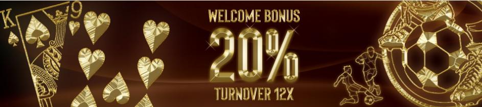bonus deposit new member 20% qqfullbet