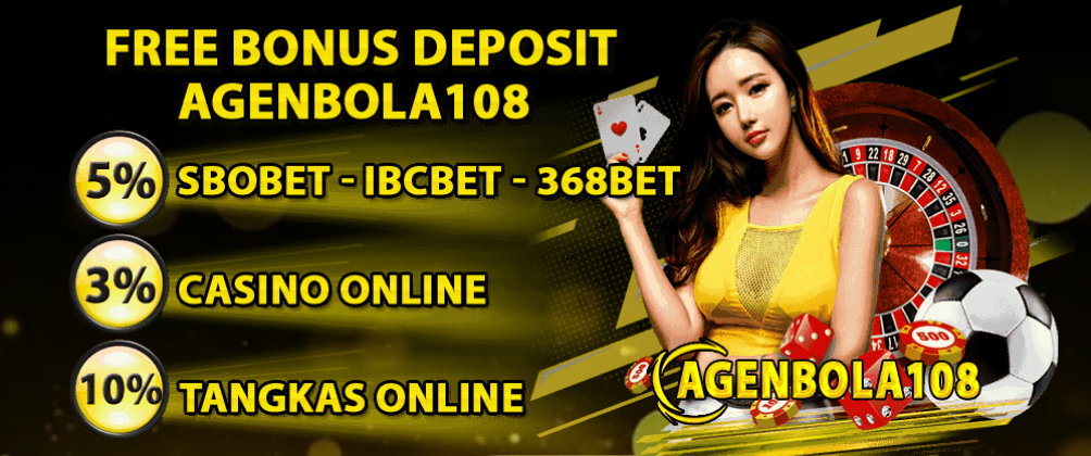 free bonus deposit agenbola108