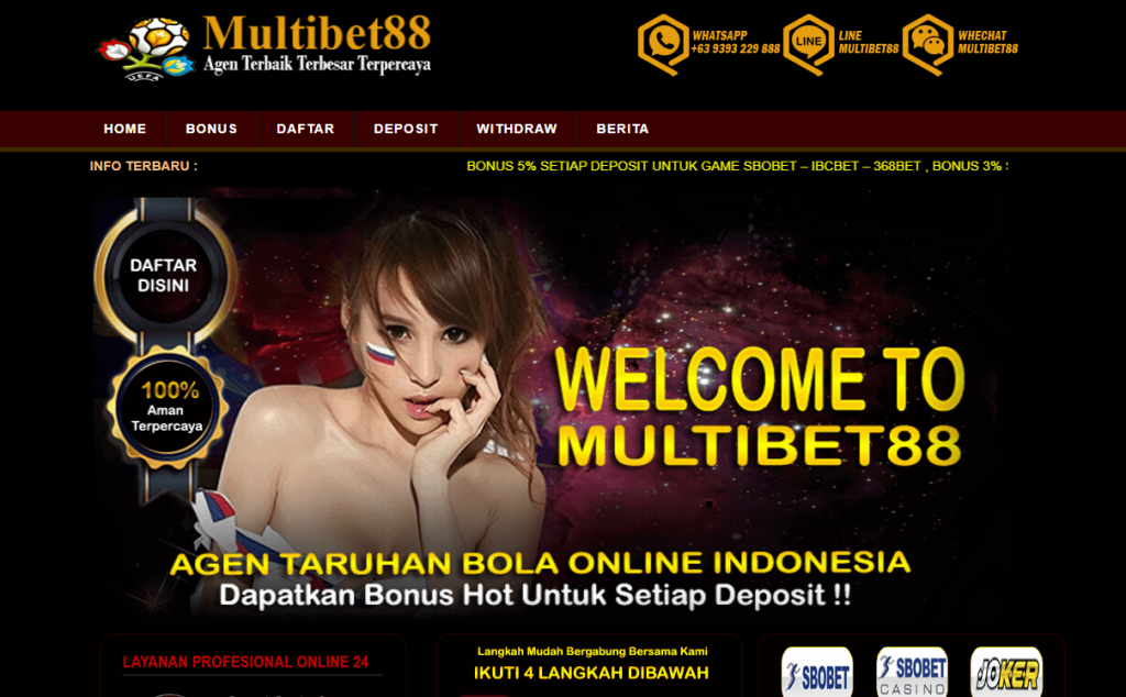 Link alternatif multibet88