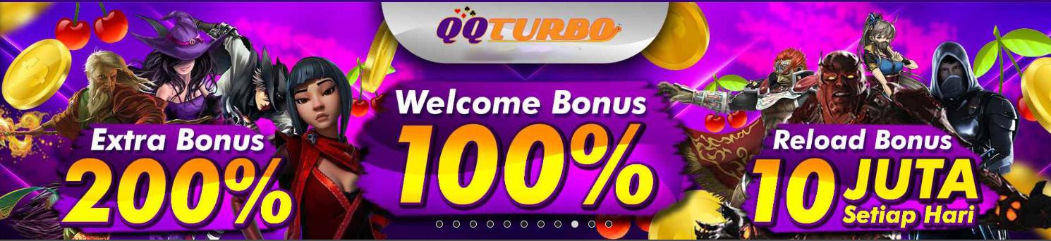 bonus qqturbo