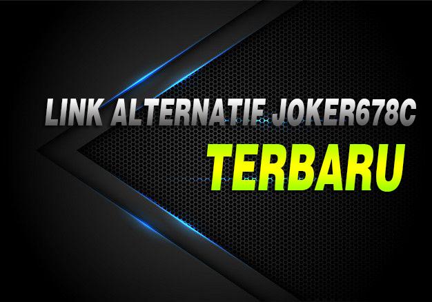 Situs Daftar Joker678c Slot Online Indonesia
